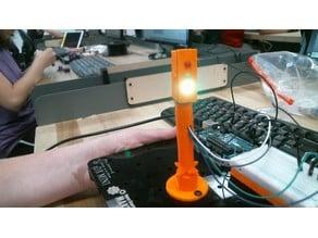 3 LED Stop light - 3DX