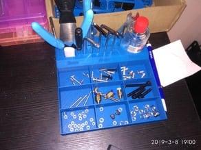 Sorter box for Ender 3