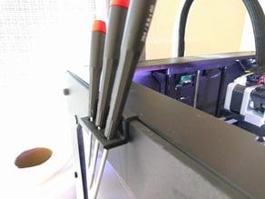 Replicator 2X tool caddy