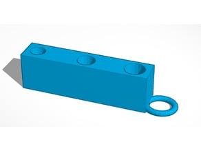 Smoking Filter Holder Keychain