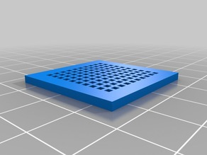 Parametric grid, fan grill and slat generator