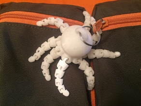 Cute Mini Octopus - Replacement Tentacle