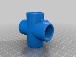 Pipe fittings 20 mm