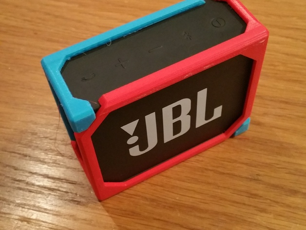 jbl go case by maacknus design thingiverse. Black Bedroom Furniture Sets. Home Design Ideas