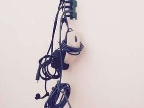 Push Pin USB Holder