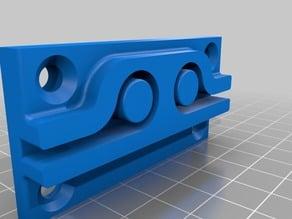 GT2 belt holder