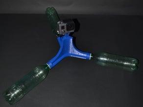 gopro float tripod / tripode flotador gopro