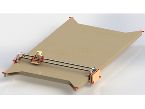 LowRider CNC -Full Sheet 4x8 CNC Router-