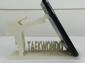 Smart Phone Stand - TAEKWONDO