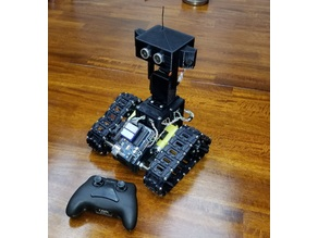 DIY Robot - Remote Autonomous Droid or R.A.D.