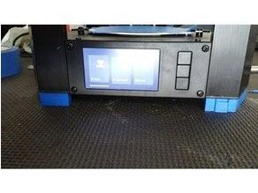 MP Mini Delta Riser Feet w/ micro SD holder