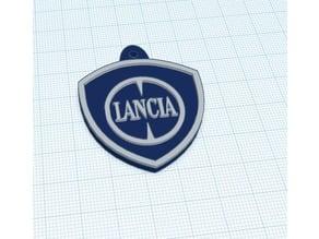 Lancia Keychain