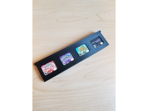 3DS Cartridge Case