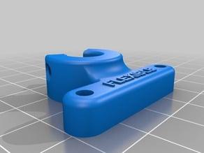 FLSun Improved Flexible Filament Extruder Adapter