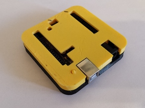 3D Printed Case for Arduino Uno