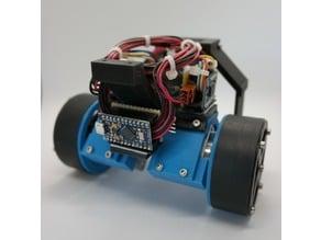 Two-wheeled Inverted Pendulum Robot