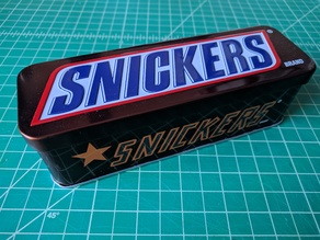 Snickers Sewing Tin