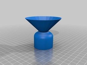 milk jug funnel