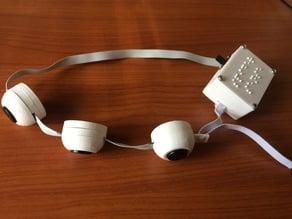 Haptic Headband (Spider Sense)