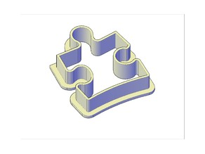 Autism cookie cutter