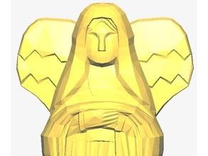 Breath of the Wild: Goddess Statue