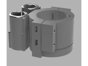 DIY Dremel CNC- spindle 52mm holder