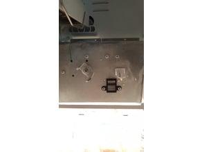 Frigidaire Ice dispenser cube fix permanent