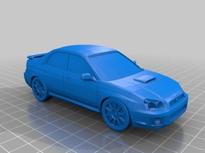 Subaru Impreza WRX 2004-2005
