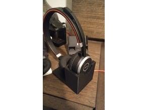 Jabra Evolve 65 Headset Dock Stand