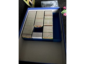 Carcassonne insert (card holder)