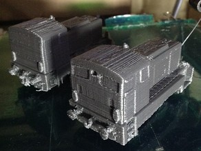 Diesellok V 15