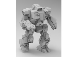 Mechwarrior Highlander IIC