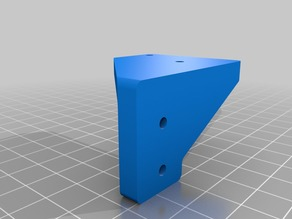 Limit Switch Mounts for 3018 CNC Router/Engraver