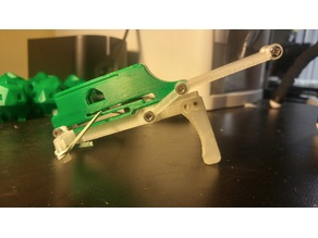 Repeating Crossbow - Modified for 36mm Finishing Nails