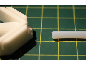 PTFE tube 45° beveling jig for 4mm OD 2mm ID tubes