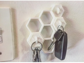 Honeycomb Organizer V2