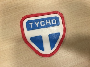 The Expanse - Tycho Station Logo