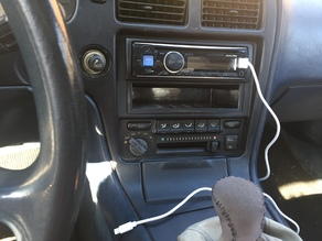 MR2 AC Fan Speed Control Knob