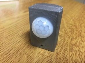 PIR Motion Sensor Module Corner Box