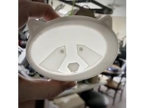 Tanuki Trinket Tray v1 (Small)