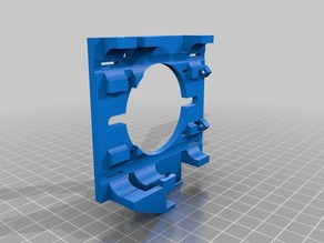 Budaschnozzle Carriage for Prusa