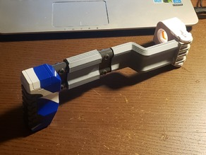 Nerf Spectre stock reinforcement