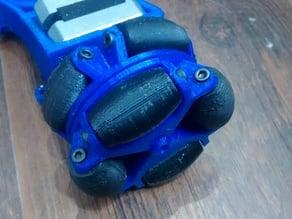 3 wheels Omnidirectional plataform
