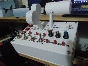 Arduino Pro Micro Hall Sensor Throttle Quadrant