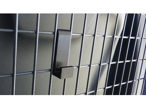 Cargo Hook for Vehicle Cargo Barriers