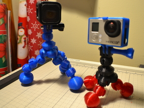 Action Camera Flex Bubble Tripod