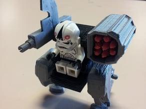 Minifig Mech