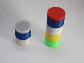 Stackable pillboxes