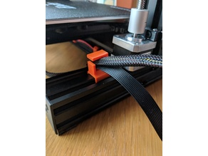 Creality Ender 3 Cable clip