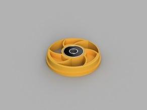 Hatchbox spool holder
